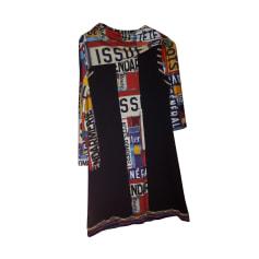 Robe courte AVENTURES DES TOILES Noir