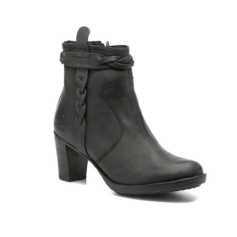 Bottines & low boots à talons PALLADIUM Noir