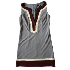 Mini Dress TARA JARMON Gray, charcoal