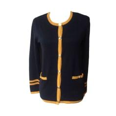 Gilet, cardigan CLAUDIE PIERLOT Blu, blu navy, turchese