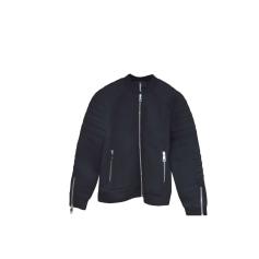 Zipped Jacket NEIL BARRETT Black