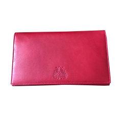 Wallet LAMARTHE Red, burgundy