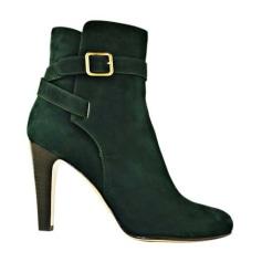 Bottines & low boots à talons MICHEL VIVIEN Vert