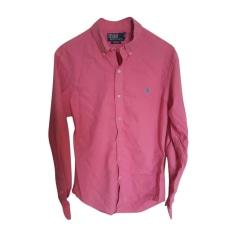 Camicia RALPH LAUREN Rosa, fucsia, rosa antico