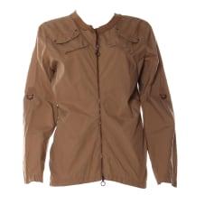 Zipped Jacket COP-COPINE Brown