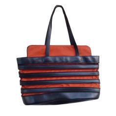 Leather Shoulder Bag LONGCHAMP Black