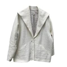 Jacket PABLO DE GERARD DAREL White, off-white, ecru