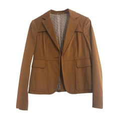 Blazer, veste tailleur GUCCI Beige, camel