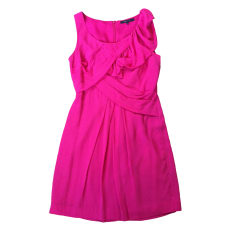 Mini Dress BCBG MAX AZRIA Pink, fuchsia, light pink