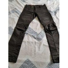 Skinny Jeans MARITHÉ ET FRANÇOIS GIRBAUD Schwarz