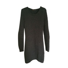 Sweater Dress MAJE Black