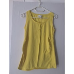 Haut Future Maman VERTBAUDET COLLECTION COLLINE Jaune
