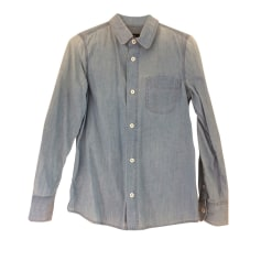 Shirt A.P.C. Blue, navy, turquoise