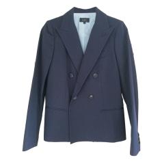 Blazer A.P.C. Blue, navy, turquoise