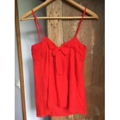 Top, tee-shirt ARMANI EXCHANGE Rouge, bordeaux