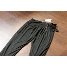 Pantalon carotte DDP Noir