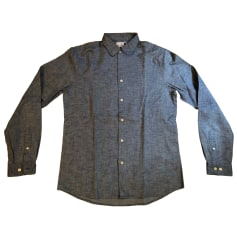Shirt CUISSE DE GRENOUILLE Blue, navy, turquoise