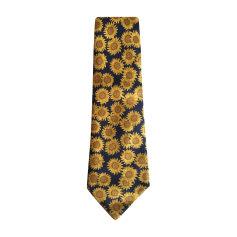Cravatta HERMÈS Giallo