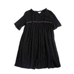Mini-Kleid CLAUDIE PIERLOT Schwarz