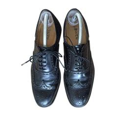 Chaussures à lacets BOWEN Noir