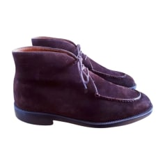 Ankle Boots TOD'S Brown