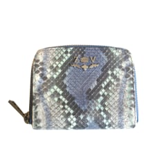 Coin Purse ZADIG & VOLTAIRE Blue, navy, turquoise