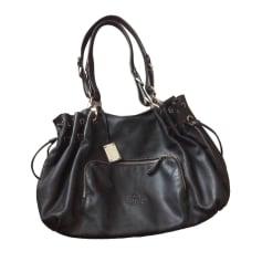 Leather Handbag KESSLORD Black