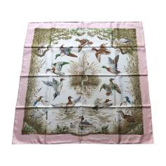 Silk Scarf HERMÈS Animal prints