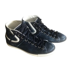 Sneakers LOUIS VUITTON Blue, navy, turquoise