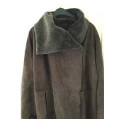 Manteau ANNE DELAIGLE Marron