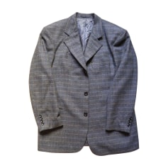 Jacket LORO PIANA Gray, charcoal