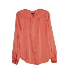 Blouse TARA JARMON Pink, fuchsia, light pink