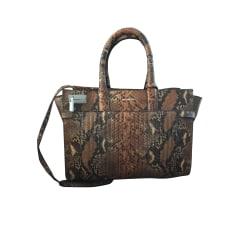 Leather Handbag ZADIG & VOLTAIRE Beige, camel