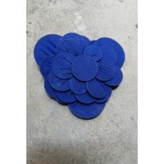 Anstecknadel HOSS INTROPIA Blau, marineblau, türkisblau