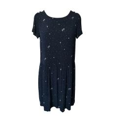 Mini Dress DES PETITS HAUTS Blue, navy, turquoise