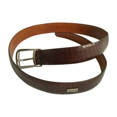 Belt HUGO BOSS Beige, camel