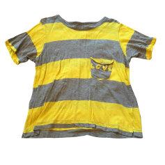 Top, T-shirt ZADIG & VOLTAIRE Yellow