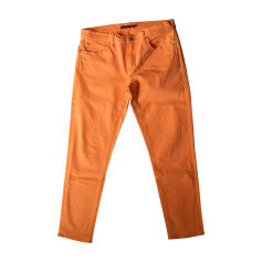Skinny Jeans RALPH LAUREN Orange
