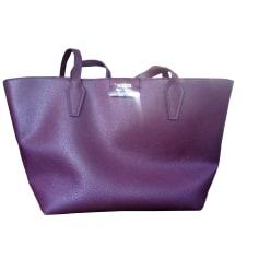 Sac à main en cuir WHO'S WHO cuir violet aTMJcagC9