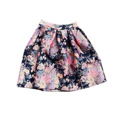 Midi Skirt MAJE Multicolor
