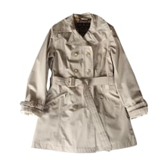Imperméable, trench BARBOUR Beige, camel