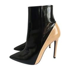 High Heel Ankle Boots BARBARA BUI Black