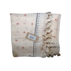 Stola DES PETITS HAUTS Bianco, bianco sporco, ecru