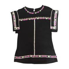 Top, t-shirt ISABEL MARANT Nero