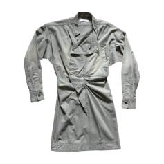 Mini-Kleid ISABEL MARANT ETOILE Khaki