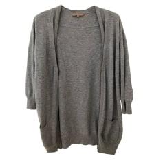 Vest, Cardigan SANDRO Gray, charcoal