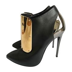 High Heel Ankle Boots GIUSEPPE ZANOTTI Black