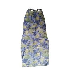 Robe courte Sisley  pas cher