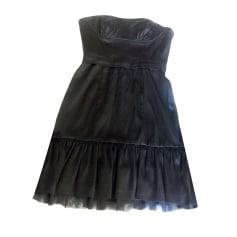 Mini-Kleid BCBG MAX AZRIA Schwarz
