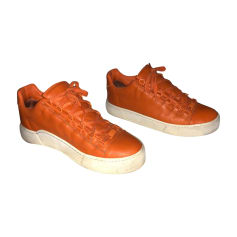 Chaussures à lacets BALENCIAGA Orange